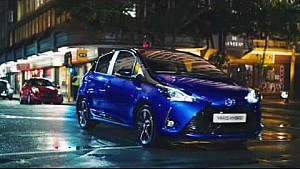 New Yaris Hybrid 2017 : The Yaris effect