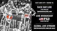 Supercross 15. Ayak - Salt Lake City