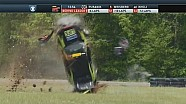 Huge airborne crash for Jason Fichter - Pirelli World Challenge VIR