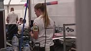 采访WRX标致车队女技师Lisa