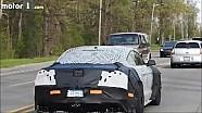 2018款福特野马GT500谍照视频