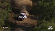 Rally Argentina lo mejor de: Heli y drones - Hyundai Motorsport 2017