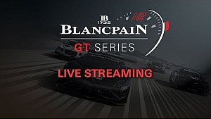 Blancpain GT Series - Brands Hatch - Sprint  Cup - Qualifying race - Live
