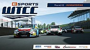 eSports WTCC | 2. Yarış – Hungaroring