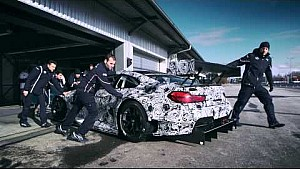 Making of: BMW M6 GT3