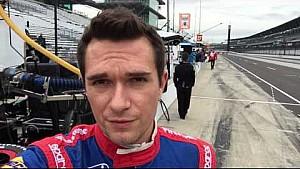Михаил Алешин о гонке в Индианполисе