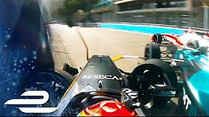 ePrix di Monaco: l'incidente Piquet-Vergne