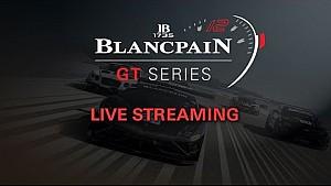 Antrenman - Blancpain Gt series - Silverstone 2017