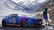 My Aston Martin GT8 attacked Stelvio Pass... and me!!