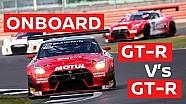 GT-R V GT-R! Onboard @ Silverstone