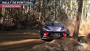 Шейкдаун Ралли Португалия: Hyundai