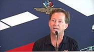 #CheckIt4Andretti news conference