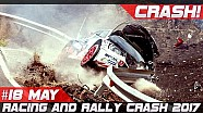 Week 18 May 2017 racing and rally crash compilation