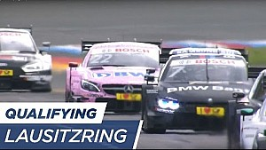 DTM Lausitzring 2017 - Qualifying (Race 1) - Re-Live (English)