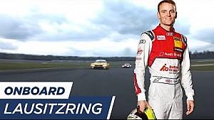 DTM Lausitzring 2017 - Jamie Green (Audi RS5 DTM) - Re-live onboard (Race 1)