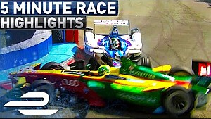 フォーミュラE第6戦パリePrix ハイライト