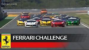 Ferrari Challenge Europe, Valencia 2017 - Trofeo Pirelli - Race 1