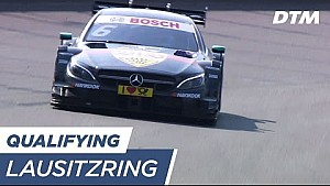 Lausitzring: 2. Top-3-Qualifying