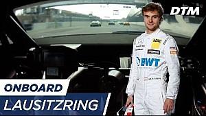 DTM Lausitzring 2017 - Lucas Auer (Mercedes-AMG C63 DTM) - Re-Live onboard (Race 2)