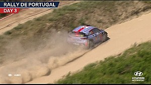 Rally de Portugal day three- Hyundai Motorsport 2017