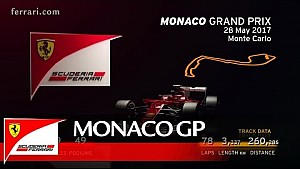 Monaco Grand Prix Preview - Scuderia Ferrari 2017