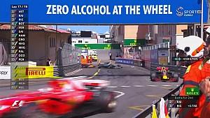 2017 Monaco GP  - Son Tur ve Podyum