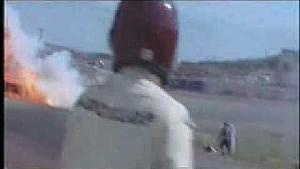Le terrible accident survenu à Jacky Ickx et à Jackie Oliver au GP d'Espagne de F1 de 1970.