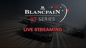 Live: Warm Up - Zolder -  Blancpain Sprint Series