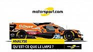 Qu'est-ce que le LMP2 aux 24H du Mans ?
