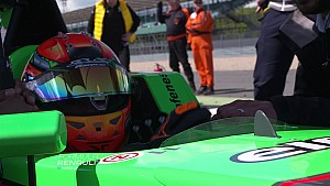 Formula Renault Eurocup : Highlights Course 2 - Silverstone (2017)