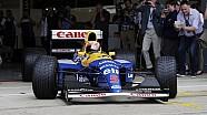 Celebrando 40 años de Williams en la F1 con nuestros fans y leyendas