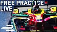 1. antrenman Formula E Berlin e-Prix, Cumartesi