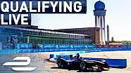 Cumartesi sıralama turları Formula E Berlin e-Prix