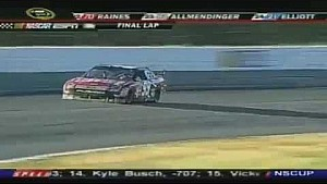 Carl Edwards wins for Roush at Pocono in 2008