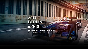 Live: Sunday Berlin ePrix Race - Formula E
