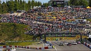 Hell RX: FIA World RX 2017 - Round 6