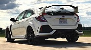 2017 Honda Civic type R review - Fastest FWD production car