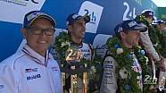 Le Mans 24 Jam 2017: Podium LMP1