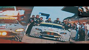 Darren Turner - V8 Vantage GTE Memories