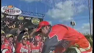 Greg Biffle wins at Michigan in 2004 and 2012