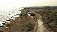 جولة مع ناصر العطية في المرحلة 13 من رالي قبرص 2017