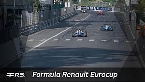 Formula Renault Eurocup : Pau 1. yarış özet