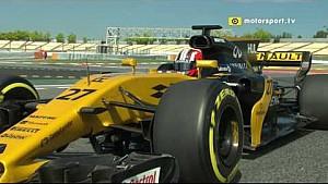 Así es un día de test en Renault con Nico Hulkenberg