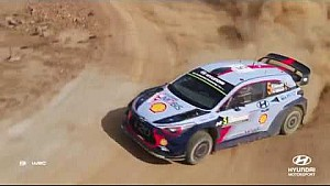 Rally Italia Sardegna best of: Helicopter & Drone