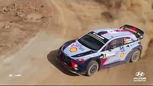 Rally Italia Cerdeña lo mejor de: Helicóptero & Drone