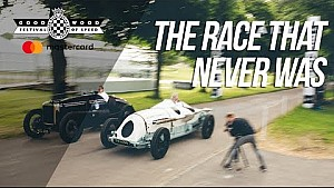 Brooklands to Goodwood: The ultimate road trip