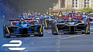 The perfect race start explained! - Formula E