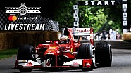 Live: Goodwood Festival of Speed - 2 Luglio