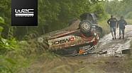 WRC 2017 Polonya Rallisi: Etap Özetleri 1-5