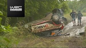 Rallye de Pologne - Spéciales 1-5